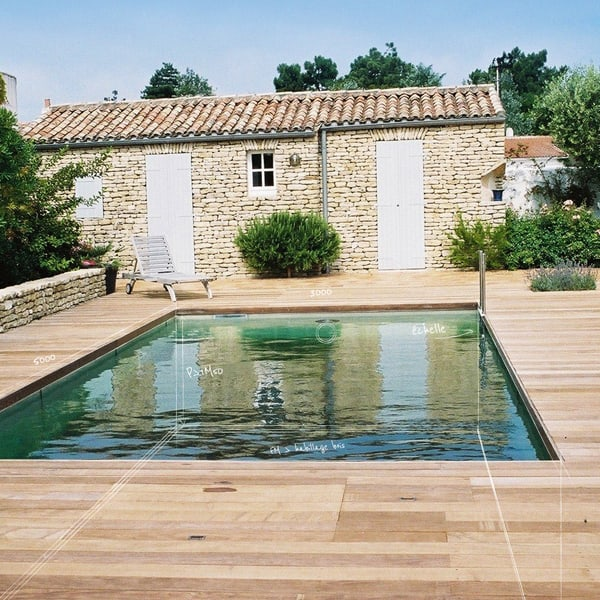 piscines à fond mobile Nidanox